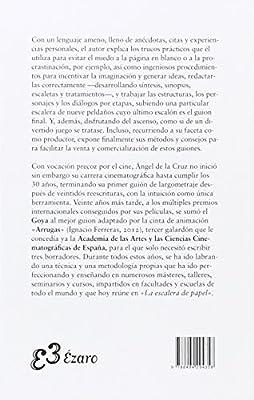LA ESCALERA DE PAPEL: LOS PRIMEROS PASOS HACIA EL GOYA VARIOS ...