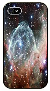 iPhone 5 / 5s Nebula - black plastic case / Space, star, stars