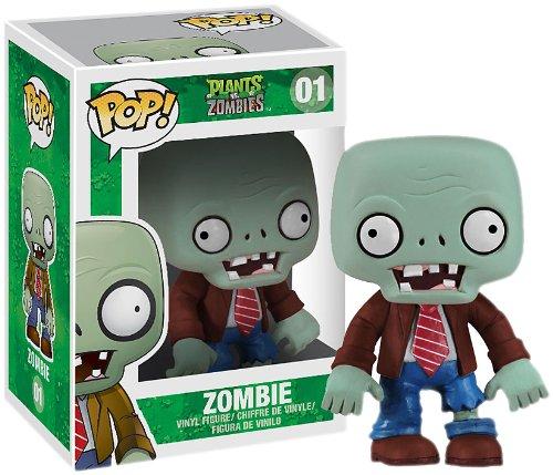 Funko Pop Plants vs Zombies: Regular Zombie (Plants Vs Zombies Disco)