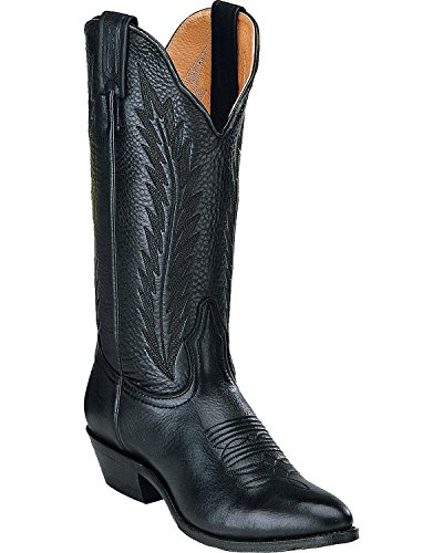 Boots Black 4074 Cowboy 72 Boots Walking Women Bo American normal c qE17wvZ