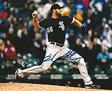 Autographed Chris Volstad (Florida Marlins) Photo - 8x10 COA B - Autographed MLB Photos