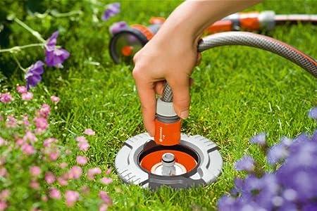 Gardena 8250-20 Toma, Estándar, 13, 9 X 13, 9 X 14, 5 cm: Amazon ...