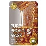 Sheet Mask for Whitening [Tosowoong] masksheet 10PCS/Mask pack/Essence Facial Mask/Mask Sheet/Aloe/Blueberry/Green tea/Snail/Deep sea water/Propolis (Propolis)