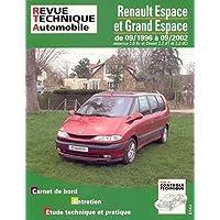 Rta 603.2 Renault espace essence et diesel depuis 97