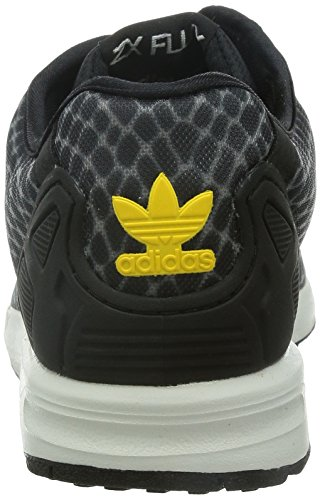 Cogold Originals ZX Black Collegiate Trainers in Print amp; Gold Decon adidas Cblack B23724 Flux Clonix a6qdwUU