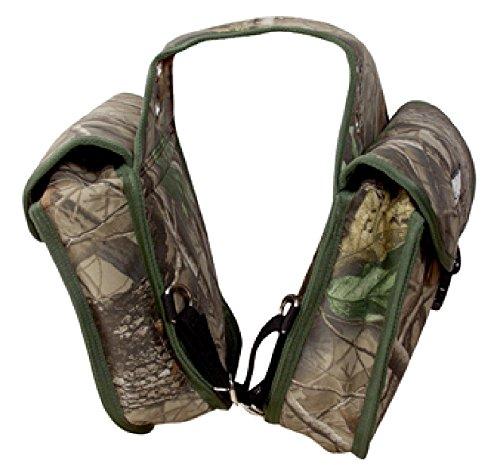 Camouflage Horse Saddle Bags - 6