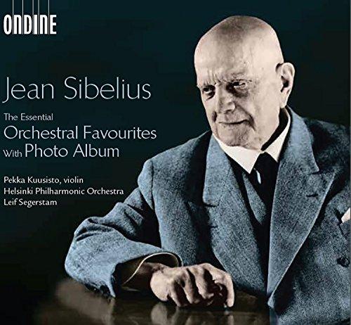 Sibelius: The Essential Orchestral Favourites with Photo Album ()