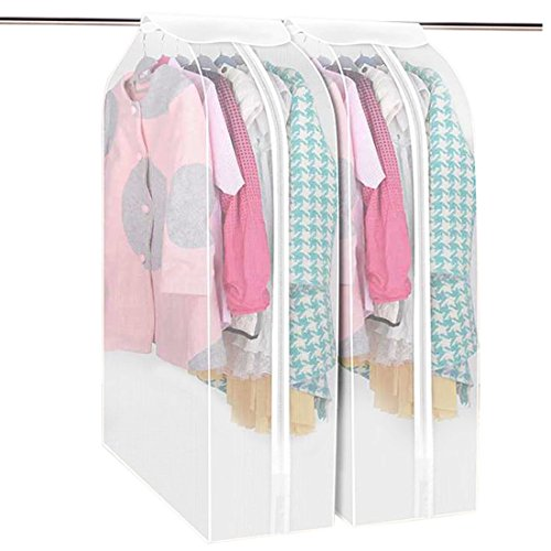 Teckpeak Kleiderschutzhülle Hängetasche Kleidersack