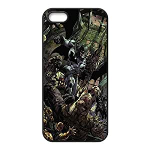 batman 002 Phone Case for iPhone 5S By Pannell-Dor