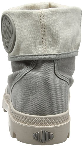 Palladium Women's Baggy Hi-Top Trainers Grey (Vapor/Blanc Whisper Pink L21) ZWi6NVbH