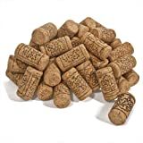 Cork Wine Stopper With Grapes Design - 100 Pcs