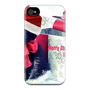 Iphone Covers Cases - Merry Christmas Lily Echosong Protective Cases Compatibel With Iphone 6