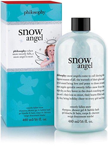 philosophy snow angel shower gel 16 oz-16 oz