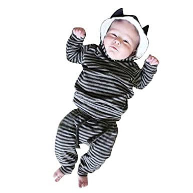 best sneakers e1503 3fbac Amazon.com: Scaling❤Clothing Set for Boby Newborn Baby ...