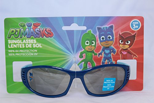 PJ Masks Connor Catboy Gekko Boys Sunglasses 100% UV Protection Kids Children -