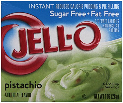 Jell Sugar Free Instant Pudding Pistachio product image