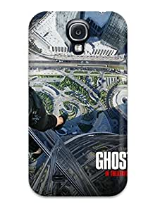 For Galaxy S4 Protector Case Mi4 Ghost Protocol Phone Cover
