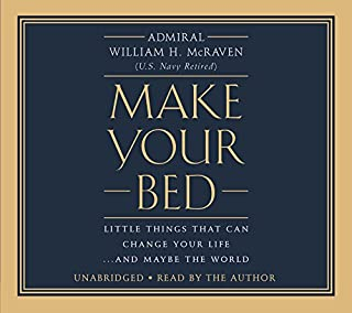 Book Cover: Make Your Bed: Little Things That Can Change Your Life...And Maybe the World