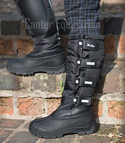Long Boots Lined Faux Alpine Gallop Mucker Snow Riding Fur qwXZxT4