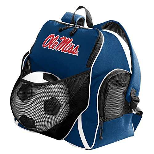 Ole Miss Ball Backpacks University of Mississippi Soccer Volleyball Bag
