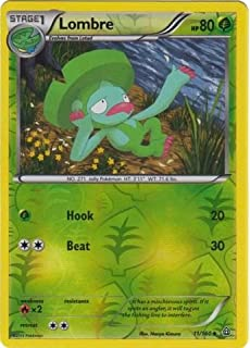 2015 Common Pokemon Card Lotad 10//160 Primal Clash Set - NM