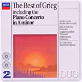 Classical Music : The Best of Grieg including the Piano Concerto in A minor