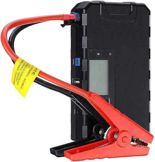 12V 16800mAh Portable Car Jump Starter Pack Booster Charger Battery Power Bank