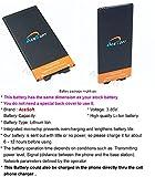 AceSoft High Power 3650mAh Standard 3.85V Battery