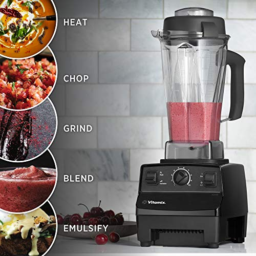Exactly What Makes the Vitamix 5200 Series Blender a brilliant Purchase? Vitamix 5200 Blender Professional-Grade, Self-Cleaning 64 oz Container, Black - 001372