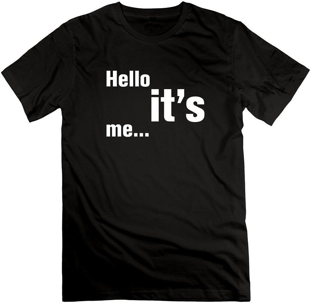 Adele nueva canción Hello It Me de camisetas para hombre: Amazon.es: Libros