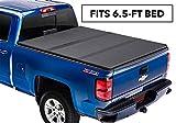 Extang Solid Fold 2.0 Hard Folding Truck Bed Tonneau Cover | 83450 | fits Chevy/GMC Silverado/Sierra 1500 (6 1/2 ft) 2014-18, 2500/3500HD - 2015-18, 2019 Silverado 1500 Legacy & 2019 Sierra 1500 Limited