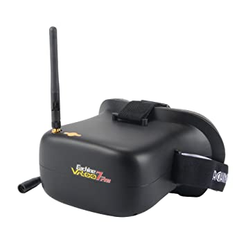 a4f9c7fa312 XCSOURCE Eachine VR-007 Pro 5.8G 40CH FPV Goggles 4.3  Amazon.co.uk   Electronics