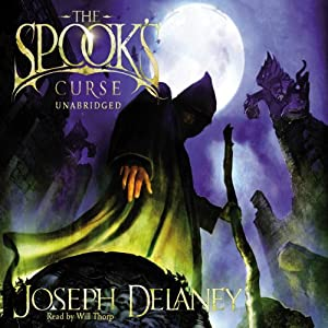 The Spook's Curse Audiobook