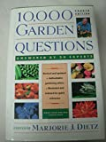 Ten Thousand Garden Questions, Majorie J. Dietz, 0060163372