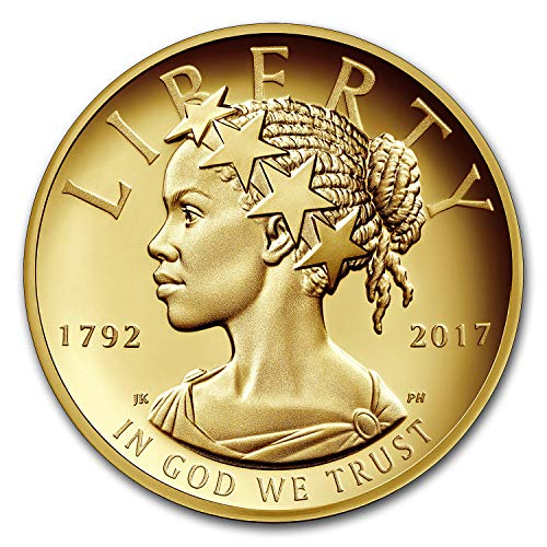 2017 W American Liberty Gold High Relief G$100 PROOF US Mint