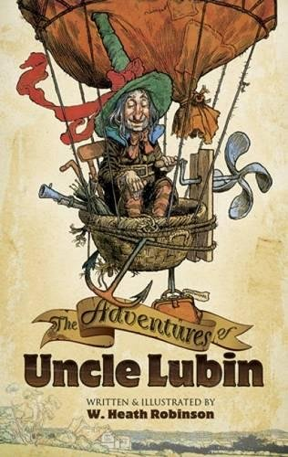 book cover of The Adventures of Uncle Lubin