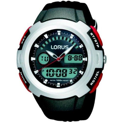 lorus r2319dx9 watch men quartz analogue and digital dual time rh amazon co uk  lorus z013 x001 manual
