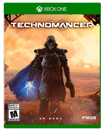 The Technomancer - Xbox One (Best Fantasy Rpg Xbox One)