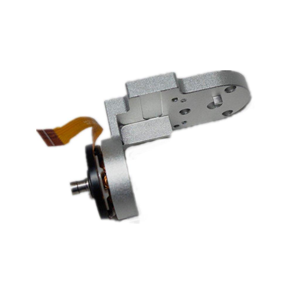 Meijunter Reparieren Gimbal Kamera Roll Arm+Motor Parts für DJI Phantom 3 Advanced/Professional Drone