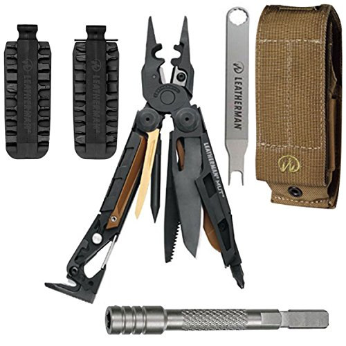 Leatherman MUT Military EOD Stainless Steel Multi-Tool ,