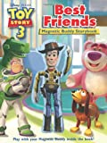 Toy Story 3 Best Friends Book and Magnetic Buddy, Reader's Digest Staff and Disney Pixar Staff, 0794420184