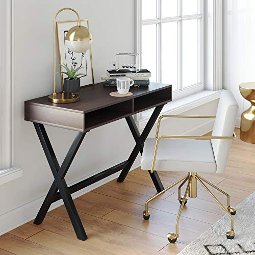 Office Console Table: [Set Of Three] Cable Management Boxes Organizer, 50 Wire