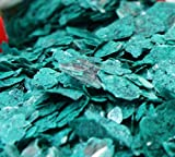 Meyer Imports Natural Mica Flakes - Green - Turquoise - One Pound - #311-4322