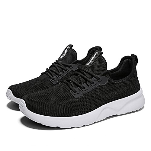 Baskets de Noir Running TORISKY Sport Chaussures Homme Femme Shoes Gym Sneakers Casual UqgPSIE