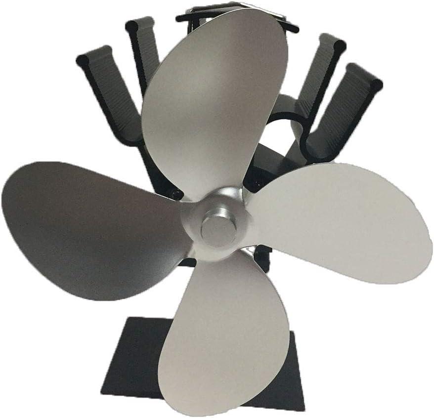 Ventilador de chimenea, WWSUNNY ventilador de chimenea sin humo de ...
