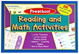 Preschool Reading and Math Activities, Publications International, 1605531804