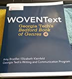 img - for WOVENText Georgia Tech's Bedford Book of Genres 4th Ed. book / textbook / text book