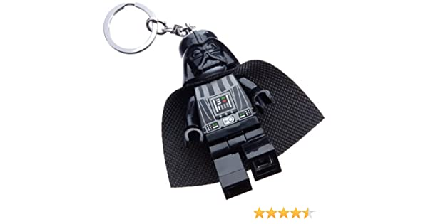 STAR WARS Universal Trends UT21211 Lego - Linterna pequeña de Darth Vader, diseño de La Guerra de Las Galaxias