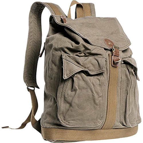 vagabond-traveler-classic-style-canvas-backpack-military-green