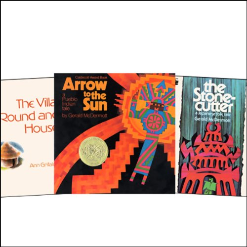 Weston Arrow - Arrow to the Sun, The Stonecutter, & The Village of Round and Square Houses